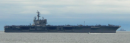 Aircraft Carrier United States Navy - USS RONALD REAGAN CVN 76