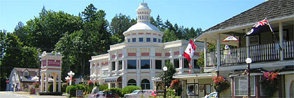 The Chemainus Theatre Vancouver Island BC