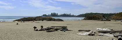 Long Beach Vancouver Island BC Canada