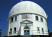 Dominion Observatory Vancouver Island BC