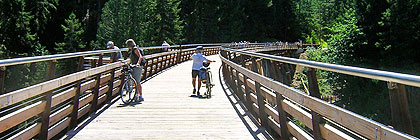 Kinsol Trestle - Shawnigan Lake